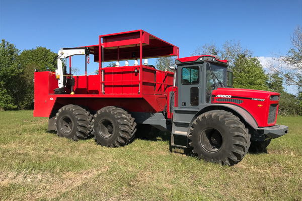 Ardco Trucks AMT 600 for sale at Cisco Equipment, Texas and New Mexico