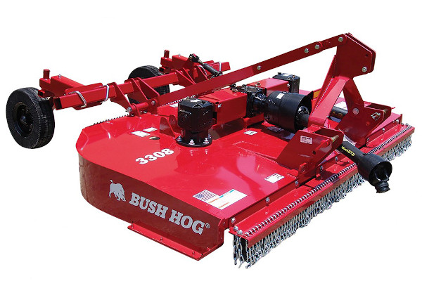 Bush Hog Landscaping Tools & 3308-2 for sale at Cisco Equipment, Texas and New Mexico