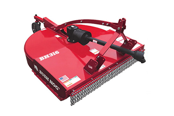 Bush Hog Landscaping Tools & | Single-Spindle Rotary Cutters | BH300 Series Rotary Cutters for sale at Cisco Equipment, Texas and New Mexico