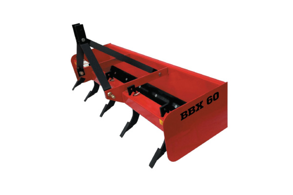 Bush Hog Landscaping Tools & | BBX Series Light Duty Box Blades | Model BBX60 for sale at Cisco Equipment, Texas and New Mexico