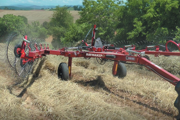 Bush Hog Landscaping Tools & | Hay Rakes | Model BSR8 for sale at Cisco Equipment, Texas and New Mexico