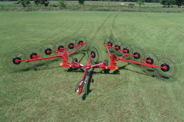 Bush Hog Landscaping Tools & | Hay Rakes | Model EWR820 for sale at Cisco Equipment, Texas and New Mexico