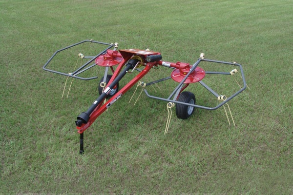 Bush Hog Landscaping Tools & | Hay Tedders | Model HT210 for sale at Cisco Equipment, Texas and New Mexico