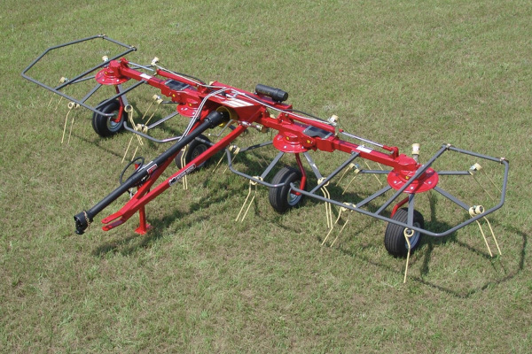 Bush Hog Landscaping Tools & | Hay Tedders | Model HT417 for sale at Cisco Equipment, Texas and New Mexico