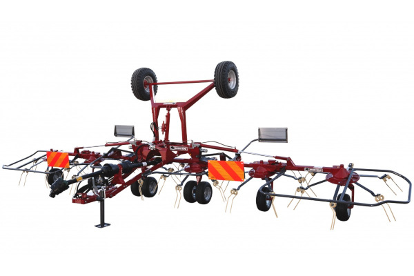 Bush Hog Landscaping Tools & | Hay Tedders | Model HT625H for sale at Cisco Equipment, Texas and New Mexico