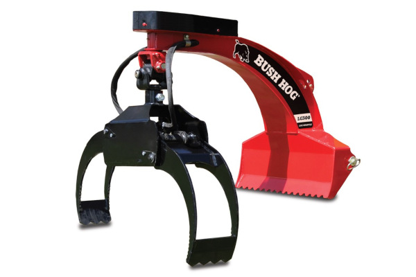Bush Hog Landscaping Tools & | Log Grapple | Model LG320 for sale at Cisco Equipment, Texas and New Mexico