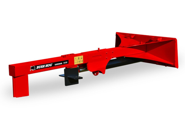 Bush Hog Landscaping Tools & LS2536IS Log Splitter (Inverted) for sale at Cisco Equipment, Texas and New Mexico