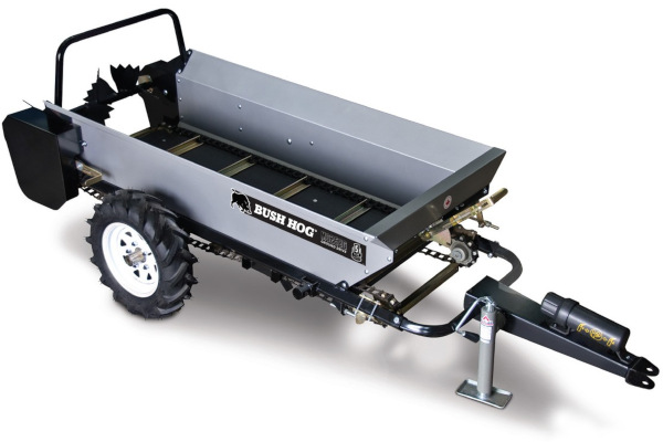 Bush Hog Landscaping Tools & MS250G Manure Spreader for sale at Cisco Equipment, Texas and New Mexico