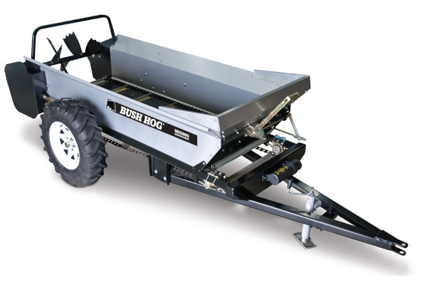 Bush Hog Landscaping Tools & MS500G Ground Driven Manure Spreader for sale at Cisco Equipment, Texas and New Mexico