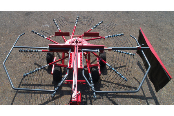 Bush Hog Landscaping Tools & | Hay Rakes | Model RR1114H for sale at Cisco Equipment, Texas and New Mexico