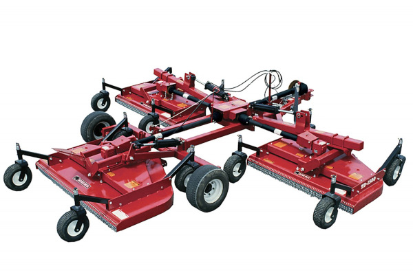 Bush Hog Landscaping Tools & | Tri-Deck Finishing Mowers | Model TD-1500 for sale at Cisco Equipment, Texas and New Mexico