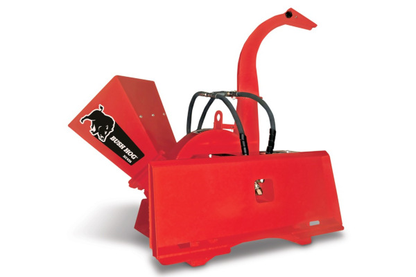 Bush Hog Landscaping Tools & Xtreme Chipper Skid Steer Wood Chipper for sale at Cisco Equipment, Texas and New Mexico