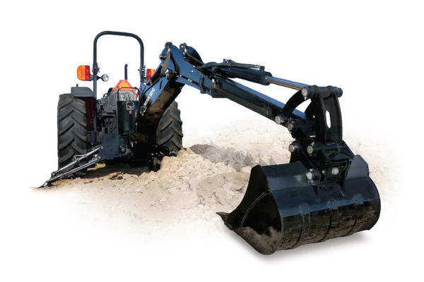 Bush Hog Landscaping Tools & XD95EL Backhoe for sale at Cisco Equipment, Texas and New Mexico