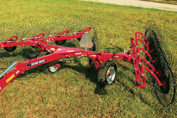 Bush Hog Landscaping Tools & | Hay Rakes | Model XLRR819-1 for sale at Cisco Equipment, Texas and New Mexico