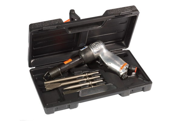 Chicago Pneumatic Power Tools & Compressors | Hammers | Model CP714 Kit for sale at Cisco Equipment, Texas and New Mexico