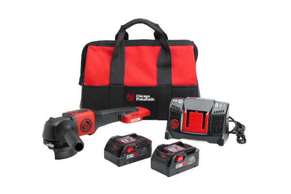Chicago Pneumatic Power Tools & Compressors CP8345 Pack 6.0Ah US for sale at Cisco Equipment, Texas and New Mexico