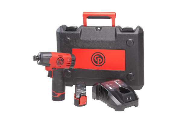 Chicago Pneumatic Power Tools & Compressors | Cordless Impact Wrenches | Model CP8818 Pack US for sale at Cisco Equipment, Texas and New Mexico