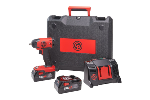 Chicago Pneumatic Power Tools & Compressors | Cordless Impact Wrenches | Model CP8828 Pack US for sale at Cisco Equipment, Texas and New Mexico