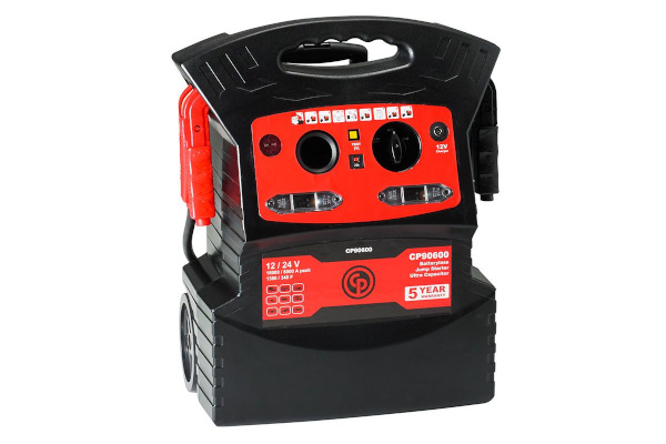 Chicago Pneumatic Power Tools & Compressors | Jump Starters | Model CP90600 for sale at Cisco Equipment, Texas and New Mexico