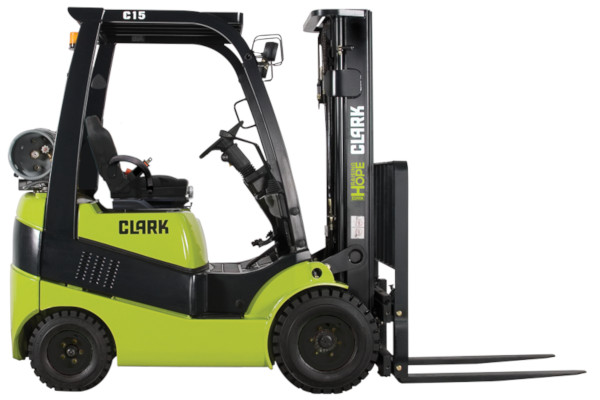 Clark Material Handling | Forklifts | IC-PNEUMATIC for sale at Cisco Equipment, Texas and New Mexico