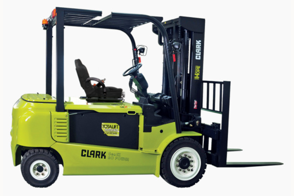 Clark Material Handling | Forklifts | Electric for sale at Cisco Equipment, Texas and New Mexico