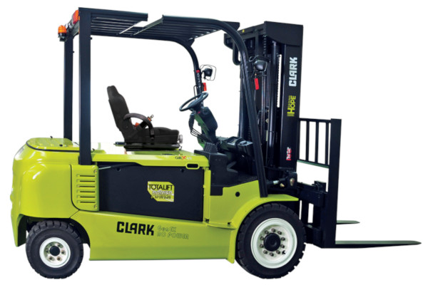Clark Material Handling | Electric | Model GEX 40/45/50 for sale at Cisco Equipment, Texas and New Mexico