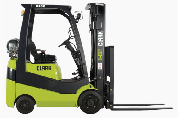 Clark Material Handling | Forklifts | IC-CUSHION  for sale at Cisco Equipment, Texas and New Mexico