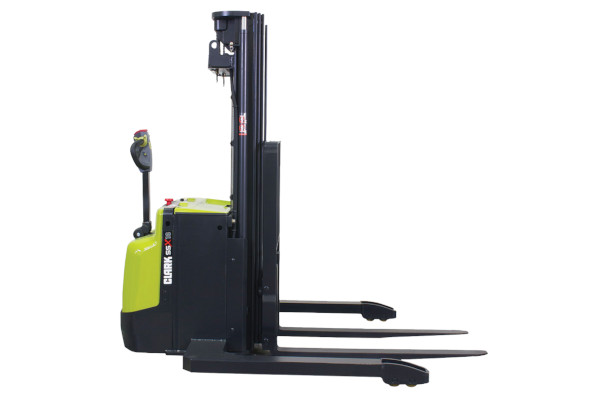 Clark Material Handling | Walkie Pallet Stacker | Model SSX 12/16/18 for sale at Cisco Equipment, Texas and New Mexico