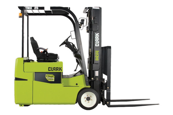 Clark Material Handling | Electric | Model TMX 12/15S/15/17/20/25 for sale at Cisco Equipment, Texas and New Mexico