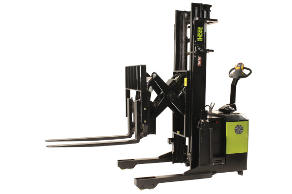 Clark Material Handling | Walkie Pallet Stacker | Model WSRX30 for sale at Cisco Equipment, Texas and New Mexico