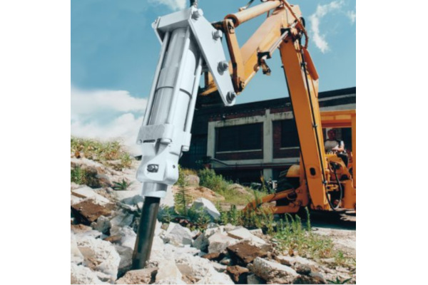 Furukawa Rock Drill USA | Pneumatic Breakers | Model B555 for sale at Cisco Equipment, Texas and New Mexico