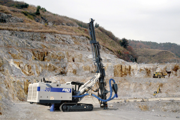 Furukawa Rock Drill USA | Tier III | Model DCR20 for sale at Cisco Equipment, Texas and New Mexico