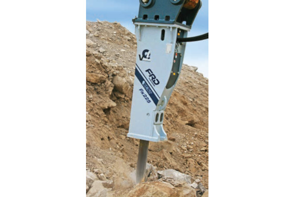 Furukawa Rock Drill USA | Large Hydraulic Breakers | Model Fx225 Qtv for sale at Cisco Equipment, Texas and New Mexico
