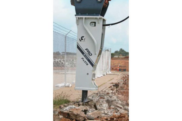 Furukawa Rock Drill USA | Large Hydraulic Breakers | Model Fx375 Qtv for sale at Cisco Equipment, Texas and New Mexico