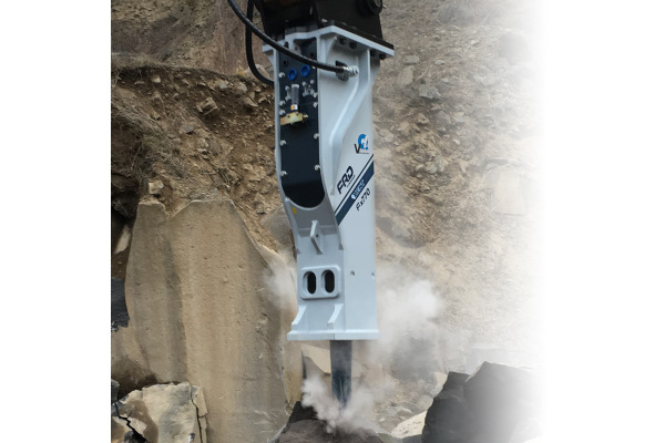 Furukawa Rock Drill USA | Large Hydraulic Breakers | Model Fx770 Qtv for sale at Cisco Equipment, Texas and New Mexico