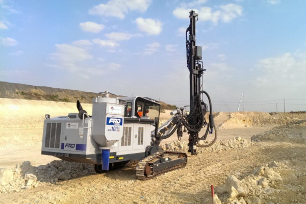 Furukawa Rock Drill USA | Tier IV | Model HCR1100-ED for sale at Cisco Equipment, Texas and New Mexico