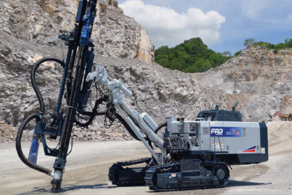 Furukawa Rock Drill USA | Tier IV | Model HCR1100-ER for sale at Cisco Equipment, Texas and New Mexico