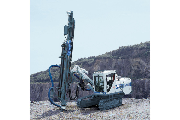 Furukawa Rock Drill USA | Tier III | Model HCR1200 Series II ED for sale at Cisco Equipment, Texas and New Mexico
