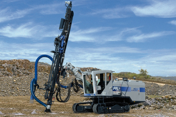Furukawa Rock Drill USA | Tier III | Model HCR1500 ED SERIES II / D20II for sale at Cisco Equipment, Texas and New Mexico