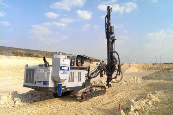 Furukawa Rock Drill USA | Top-Hammer Drills  | Tier IV for sale at Cisco Equipment, Texas and New Mexico