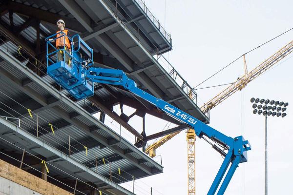 Genie Aerial Lifts & Material Handling Z®-45/25 RT & Z®-45/25J RT for sale at Cisco Equipment, Texas and New Mexico
