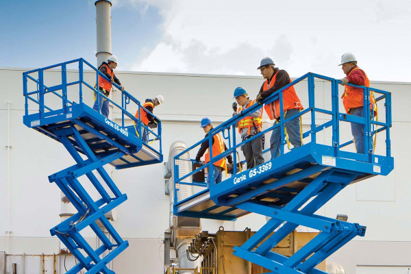 Genie Aerial Lifts & Material Handling GS™-3369 RT for sale at Cisco Equipment, Texas and New Mexico