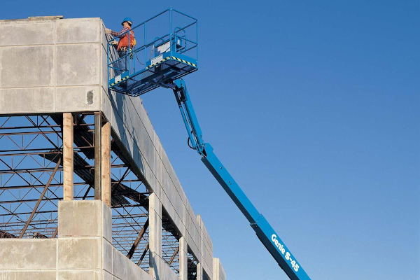 Genie Aerial Lifts & Material Handling S®-40 & S®-45 for sale at Cisco Equipment, Texas and New Mexico