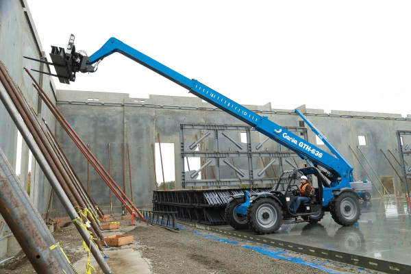 Genie Aerial Lifts & Material Handling | Material Handling | Telehandlers for sale at Cisco Equipment, Texas and New Mexico
