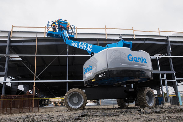 Genie Aerial Lifts & Material Handling | Aerial Lifts | Xtra Capacity™ for sale at Cisco Equipment, Texas and New Mexico