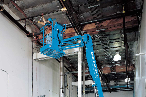 Genie Aerial Lifts & Material Handling | Electric & Bi-Energy Lifts | Model Z®-30/20 N for sale at Cisco Equipment, Texas and New Mexico