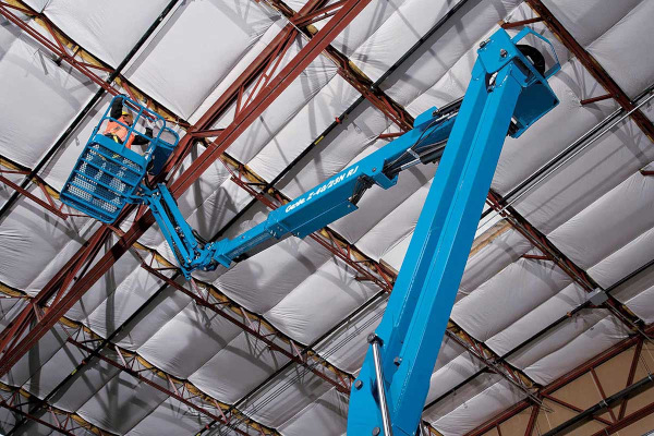 Genie Aerial Lifts & Material Handling | Electric & Bi-Energy Lifts | Model Z®-40/23 N & Z®-40/23 N RJ for sale at Cisco Equipment, Texas and New Mexico