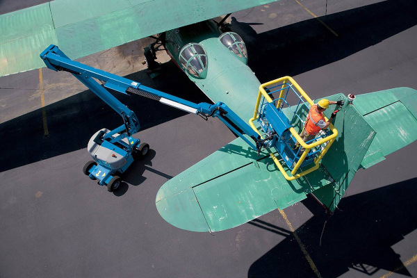 Genie Aerial Lifts & Material Handling Z®-45/25J DC for sale at Cisco Equipment, Texas and New Mexico