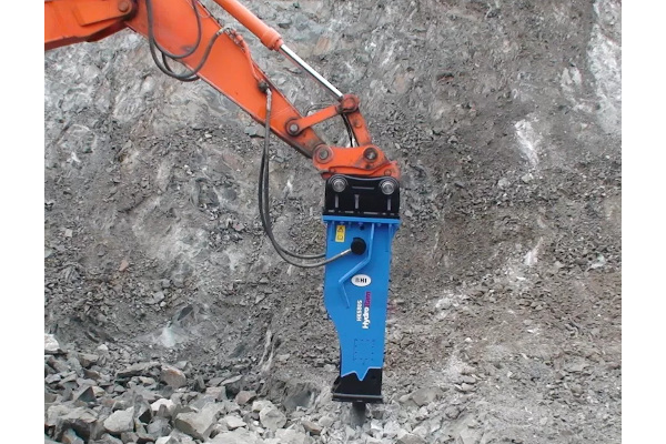 HydroRam Hydraulic Breakers HK580S for sale at Cisco Equipment, Texas and New Mexico