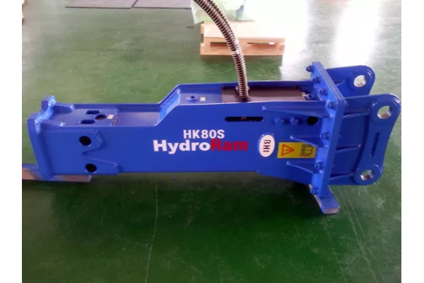 HydroRam Hydraulic Breakers | Hydraulic Hammers | Medium Class Hydraulic Hammers for sale at Cisco Equipment, Texas and New Mexico
